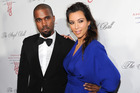 Kim Kardashian is reportedly worried that the release of a second sex tape could affect her relationship with Kanye West. Photo / AP