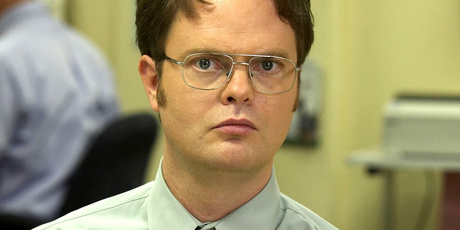 Rainn Wilson's Office spin-off The Farm has been axed before hitting the small screen. Photo / Supplied