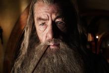 Sir Ian McKellen as Gandalf in Peter Jackson's upcoming Hobbit trilogy. Photo / Supplied