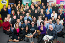 Mars New Zealand has dog days when bringing a dog to work is encouraged. Photo / Ted Baghurst