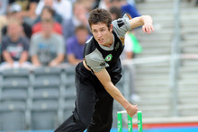 If Adam Milne is to become more than a Twenty20 specialist for New Zealand, the Sri Lanka tour is where it will happen. Photo / Getty Images.