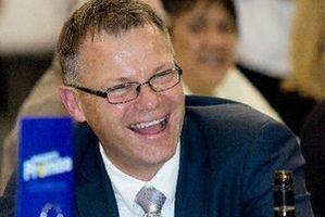 NDHB chief executive Nick Chamberlain. Photo / Northern Advocate