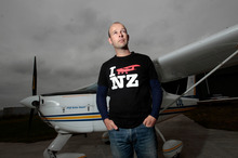 Simon Lockie of Flywest. Photo / Michael Craig