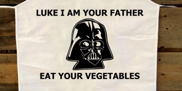 Star Wars humour that everyone gets. Photo / Supplied