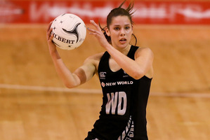 Kayla Cullen has shown plenty of promise for the Silver Ferns. Photo / Getty Images