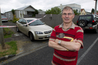 Hamish Linklater, the previous owner of the Duke St house, says crime is rampant in the area. Photo / Steven McNicholl