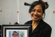 Tuatele Tanuvasa says her son Joshua hoped to become a policeman one day. Photo / Jason Dorday