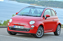 Fiat is expanding its European business, and focusing on Fiat 500 sales. Photo / Supplied