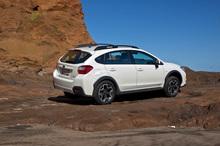 The Subaru XV Photo / Phil Hanson