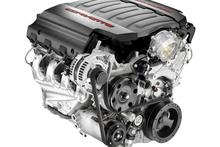 Corvette engine. Photo / Supplied