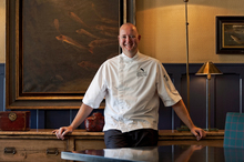 Huka Lodge executive chef Michel Louws loves a challenge - from roasting a wild turkey in two hou
