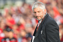 Coach Todd Blackadder of the Crusaders. Photo / Getty Images