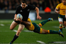 Ben Smith of the All Blacks. Photo / Getty Images 