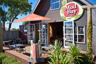 Mud Bay Cafe is country cosy with great food and coffee. Photo / Supplied