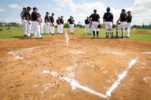 New Zealand will be among 16 nations competing for the final four places at what is effectively baseball's world cup. Photo / Natalie Slade