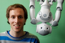 Canterbury student Jakub Zlotowski says it will be several decades before robots will be capable of behav