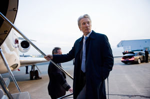 Richard Gere in Arbitrage. Photo / Supplied