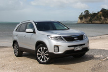 Kia Sorento R.  Photo / Supplied