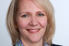 Nina Englert has been appointed managing director. Photo / Supplied