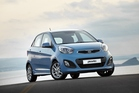 The Kia Picanto is a leader in its class in terms of occupant protection in a crash. Photo / Supplied