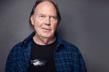 Neil Young. Photo / AP 