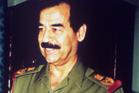 Saddam Hussein. File Photo / AP