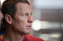 Lance Armstrong. Photo / AP