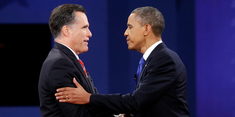 Whether Mitt Romney or Barack Obama wins next week's election will have little bearing on the markets, says a kiwi researcher. Photo / AP