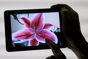 The iPad Mini is shown in San Jose, California. Photo / AP