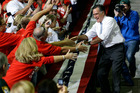 Mitt Romney carries the hopes of the Republicans.  Photo / AP