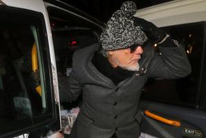 Former pop star Gary Glitter. Photo / AP