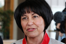 Education Minister Hekia Parata. Photo / Mark Mitchell