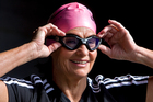 Pam Dickson is focused on swimming the English Channel. Photo / Andrew Warner