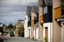 The Hobsonville Point development provides a mix of housing types and excellent transport links. Photo / Dean Purcell