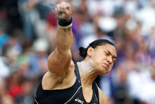 The high-performance environment has assisted Olympians like Valerie Adams. Photo / Mark Mitchell