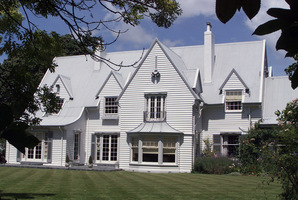 Vogel House in Lower Hutt is valued at $4.7 million. Photo / Mark Mitchell