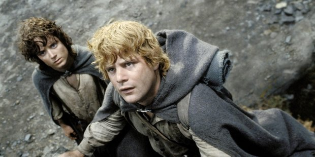 Sean Astin in his role as Samwise Gamgee in Lord of The Rings. Photo / Supplied