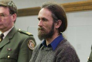 Jules Pierre Nicolas Mikus during his trial. Photo / File