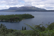 Mount Tarawera. Photo / File