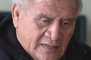 Maori Party president Pem Bird and his fellow leaders know the party has been drifting and it has given itself a year to rebuild membership. Photo / APN