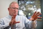 Nuplex chief executive Emery Severin.  Photo / NZ Herald