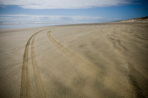 The collective redress that would be shared with other Te Hiku iwi includes a co-governance arrangement over the protection and management of Ninety Mile Beach. Photo / Dean Purcell.