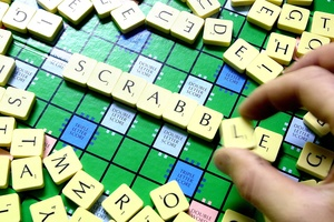 A bunch of English regional terms are being considered for inclusion in the official Scrabble dictionary.Photo / File