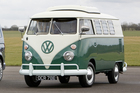 The Volkswagen Kombi's days are numbered. Photo / Supplied