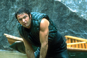 Burt Reynolds in the 1970s film Deliverance.  Photo / Supplied