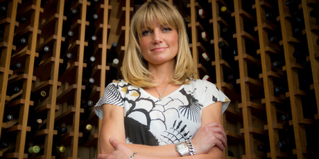 Rachael Carter from the SOHO Wine Co. Photo / Greg Bowker
