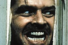 Watching Jack Nicholson in The Shining will help you burn calories.Photo / File