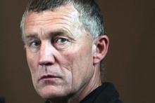 Greymouth Mayor Tony Kokshoorn ponders a bleak future. Photo / APN