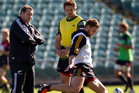 Steve Hansen will be alert to everything the Northern Hemisphere throws at him. Photo / Brett Phibbs