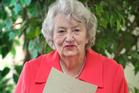 Lady June Blundell in 2009. Photo / Greg Bowker